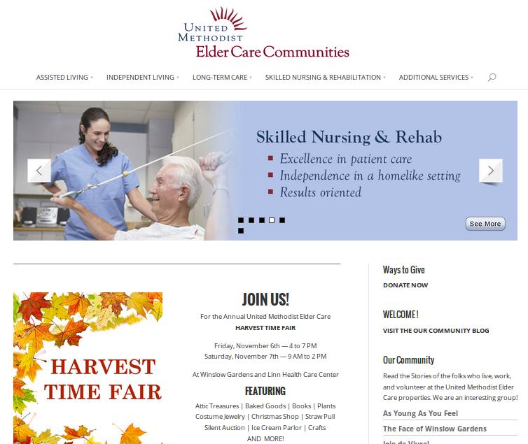 United Methodist Elder Care of RI