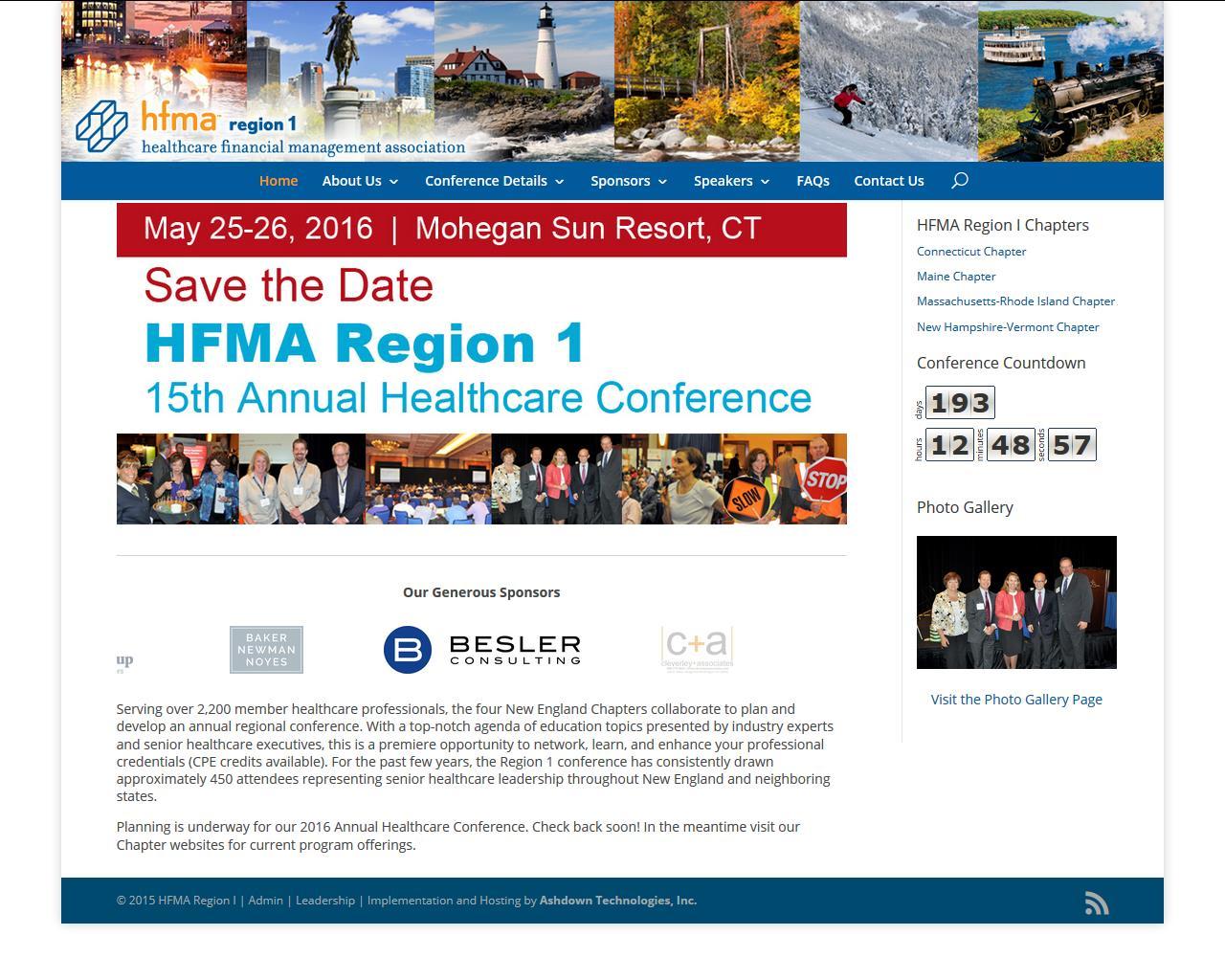 HFMA Region I