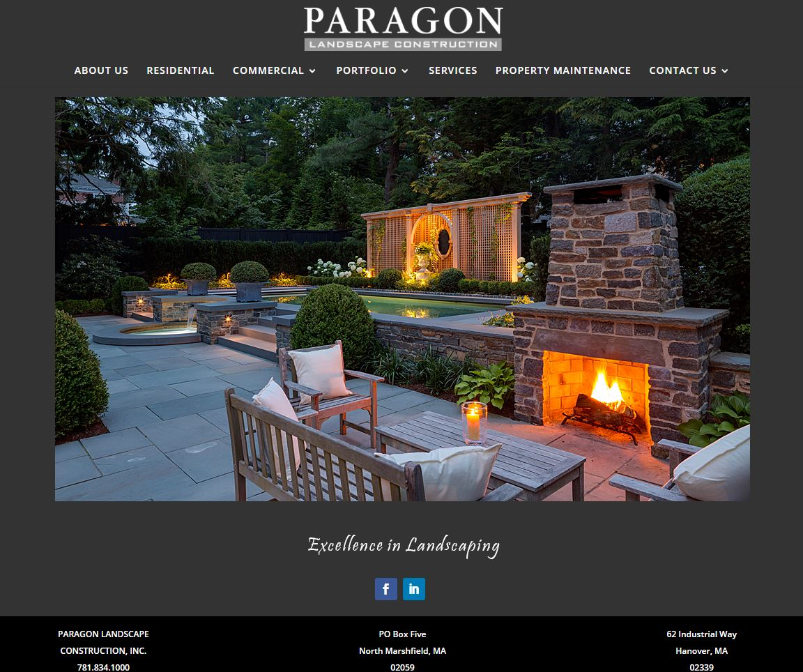 Paragon Landscape Construction