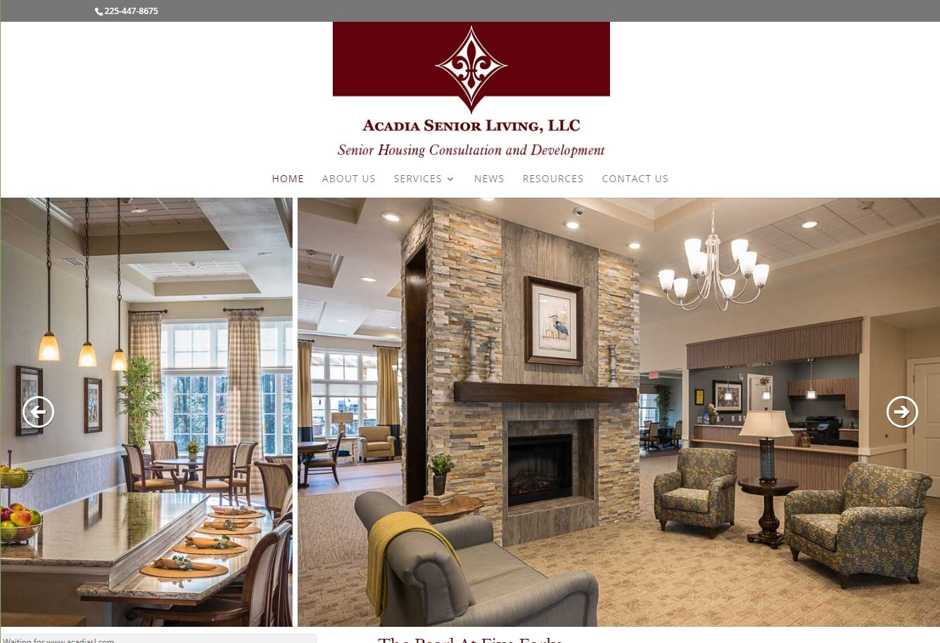 Acadia Senior Living, LLC