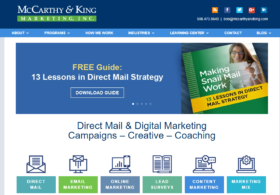 McCarthy and King Marketing