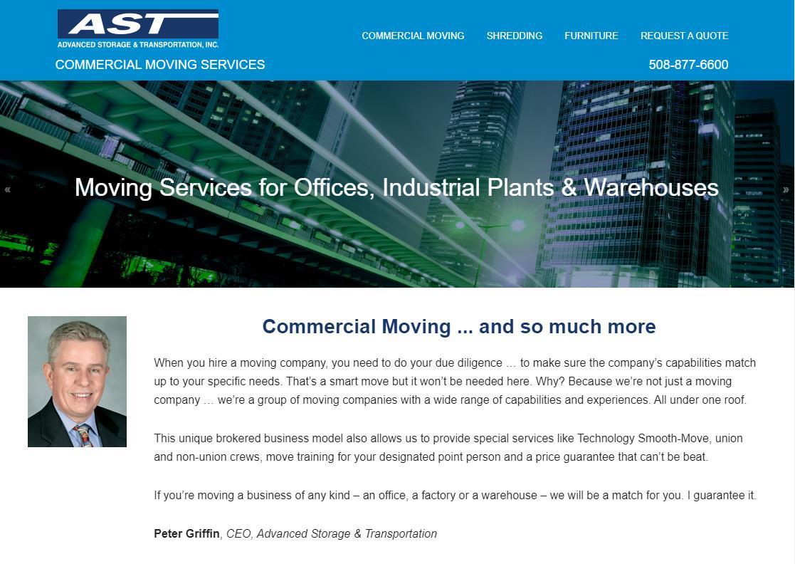 Advanced Storage & Transportation, Inc.