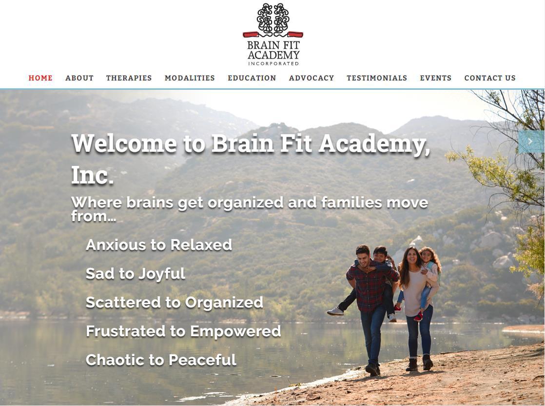 Brain Fit Academy, Inc.