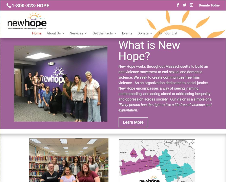 New Hope, Inc.