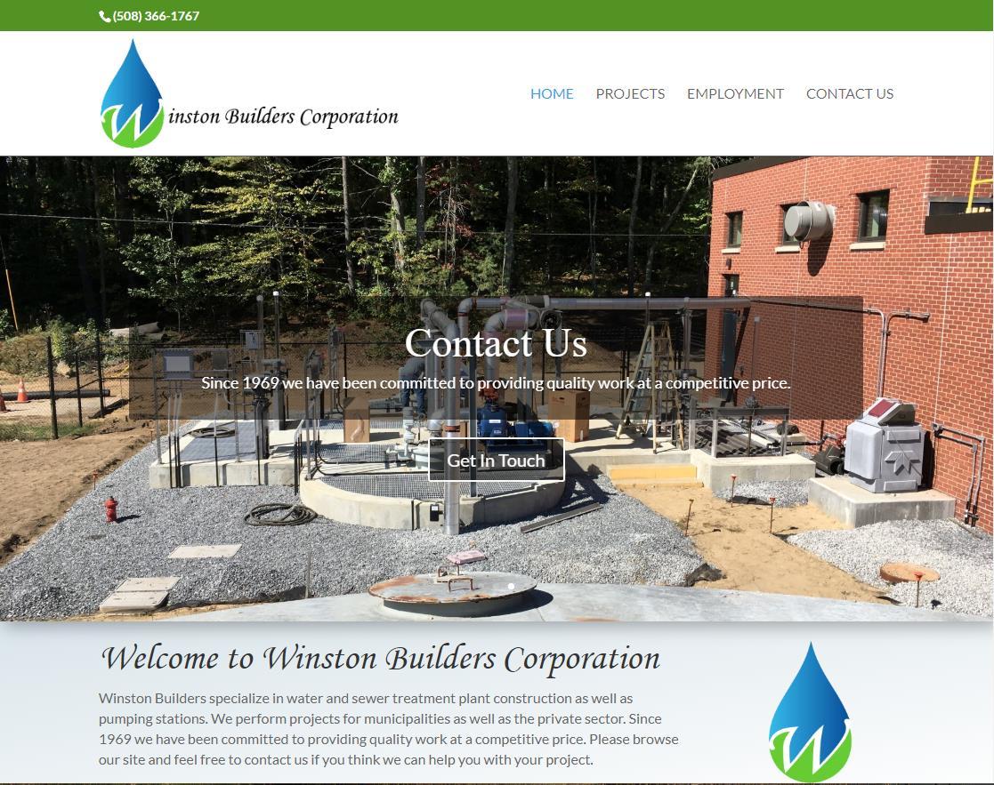 Winston Builders Corporation